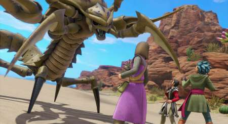 Dragon Quest XI Echoes of an Elusive Age 14