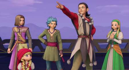 Dragon Quest XI Echoes of an Elusive Age 6
