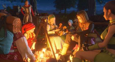 Dragon Quest XI Echoes of an Elusive Age 8