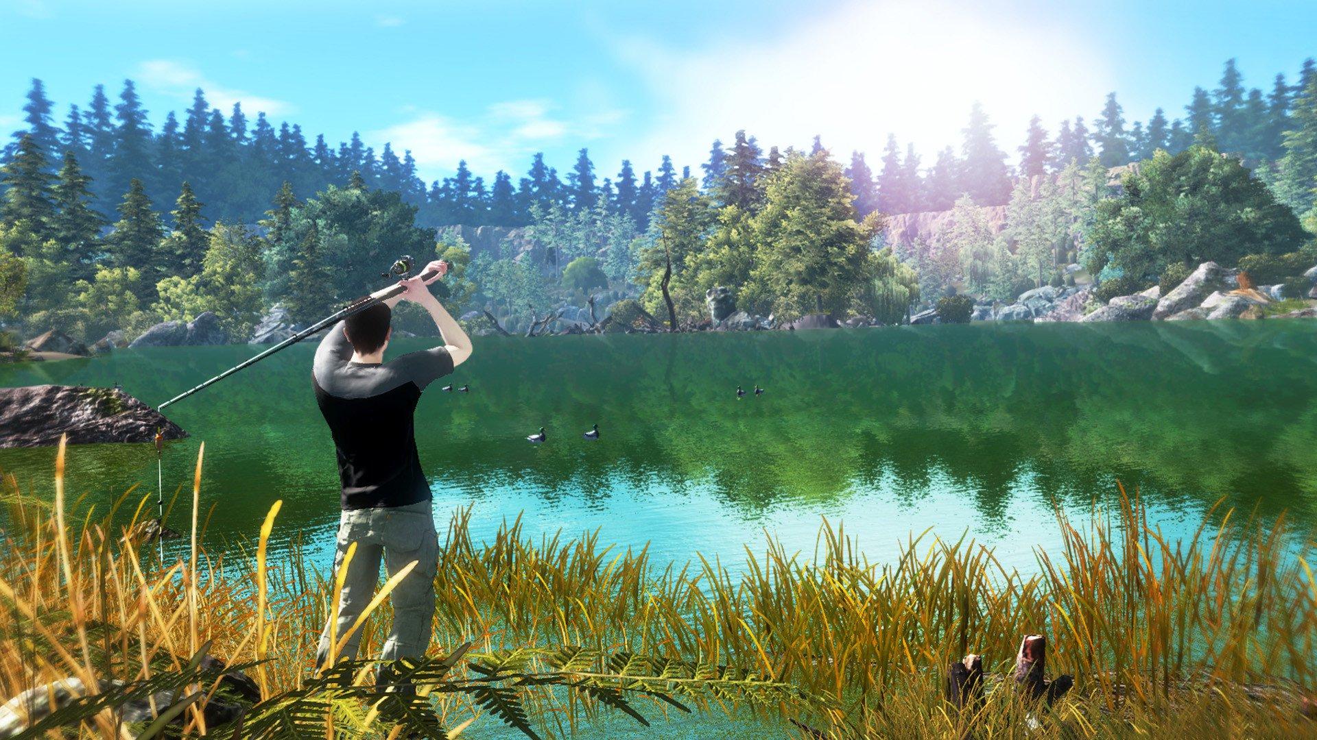 Pro Fishing Simulator 8