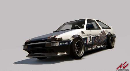 Assetto Corsa Japanese Pack 4