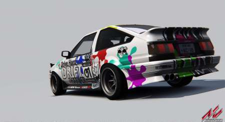 Assetto Corsa Japanese Pack 76