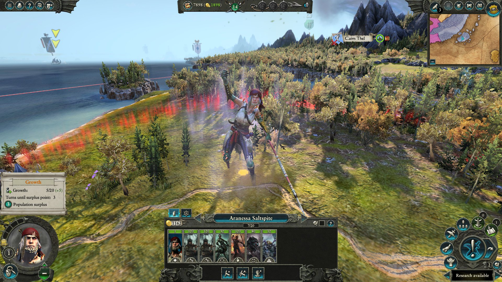 Total War WARHAMMER II Curse of the Vampire Coast 13