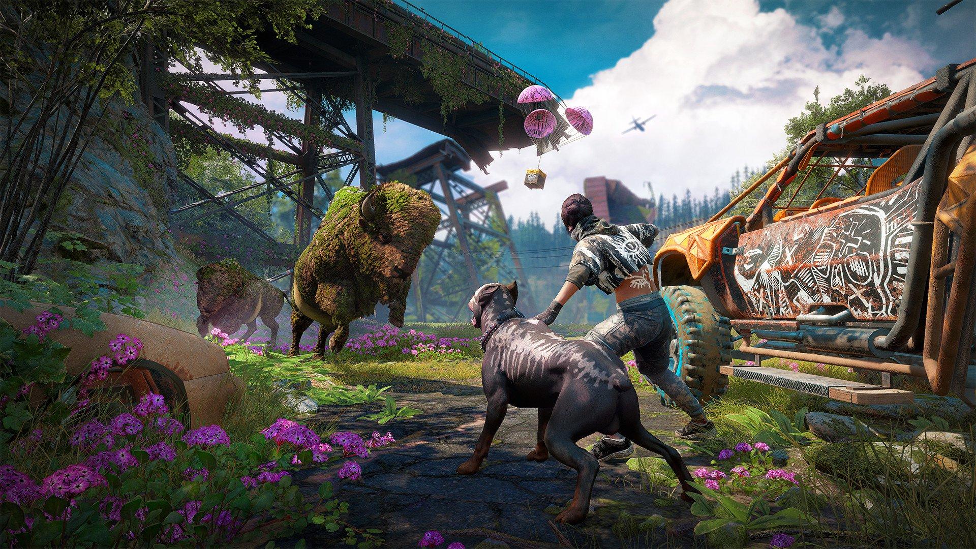 Far Cry New Dawn 5