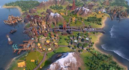 Civilization VI Gathering Storm 3