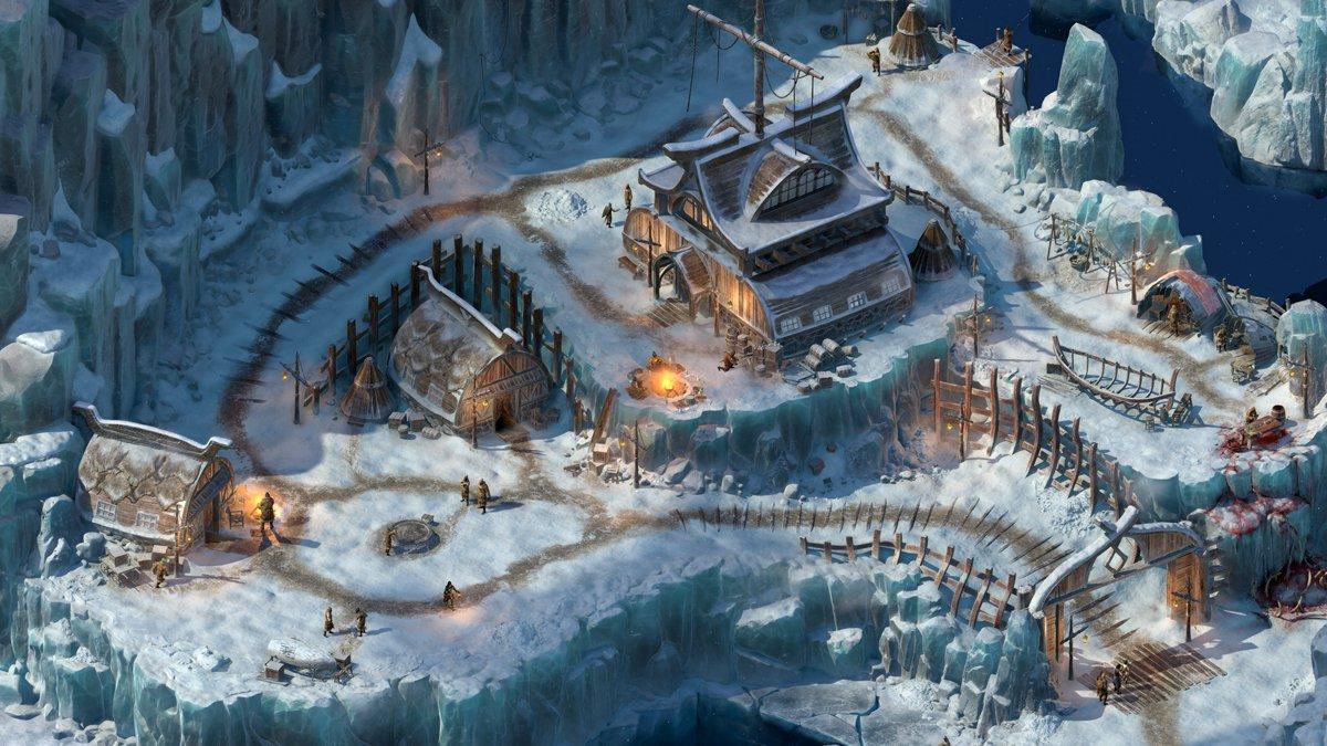 Pillars of Eternity 2 Deadfire Beast of Winter 9