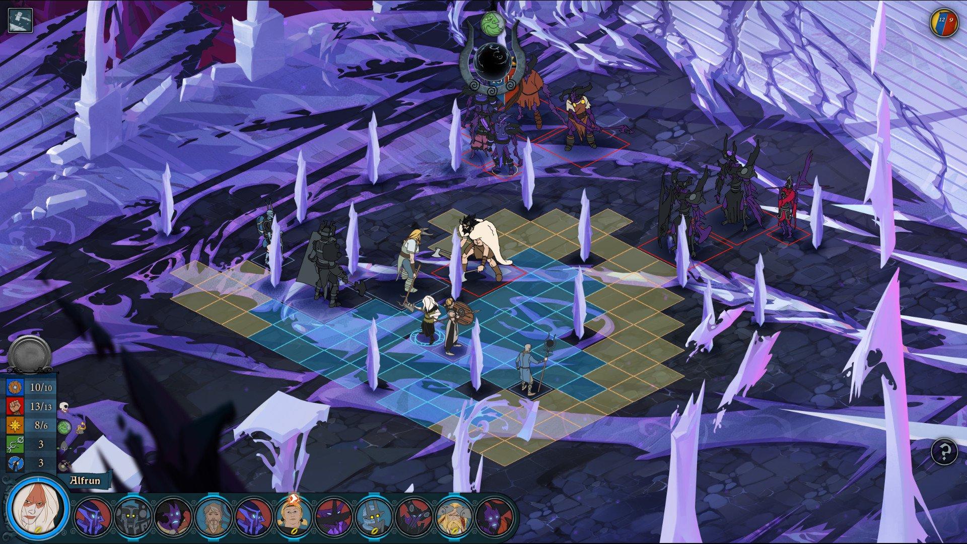 The Banner Saga 3 Legendary Edition 7