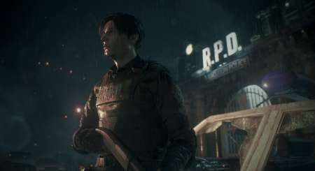 Resident Evil 2 Deluxe Edition 1