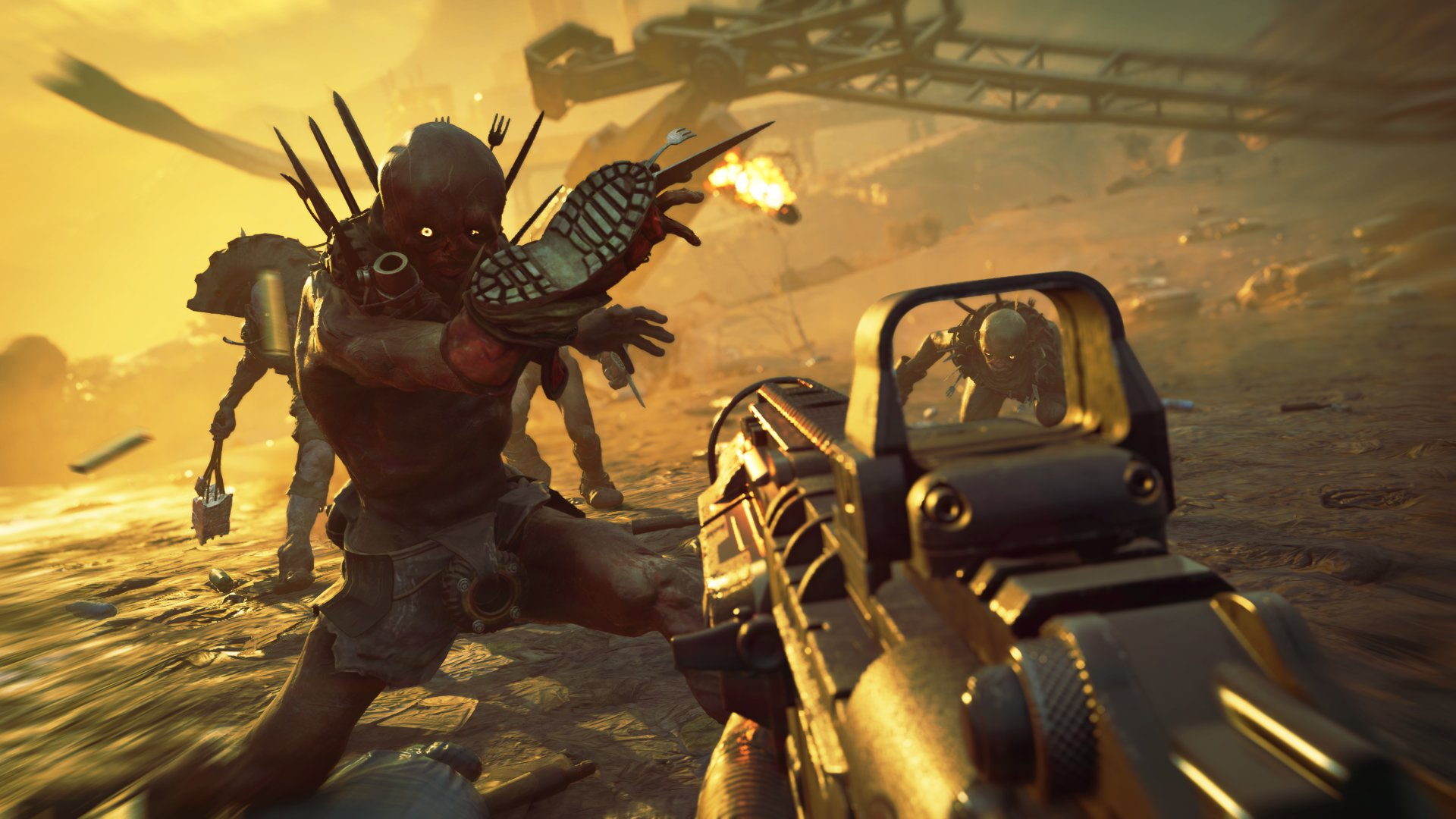 Rage 2 Deluxe Edition 2