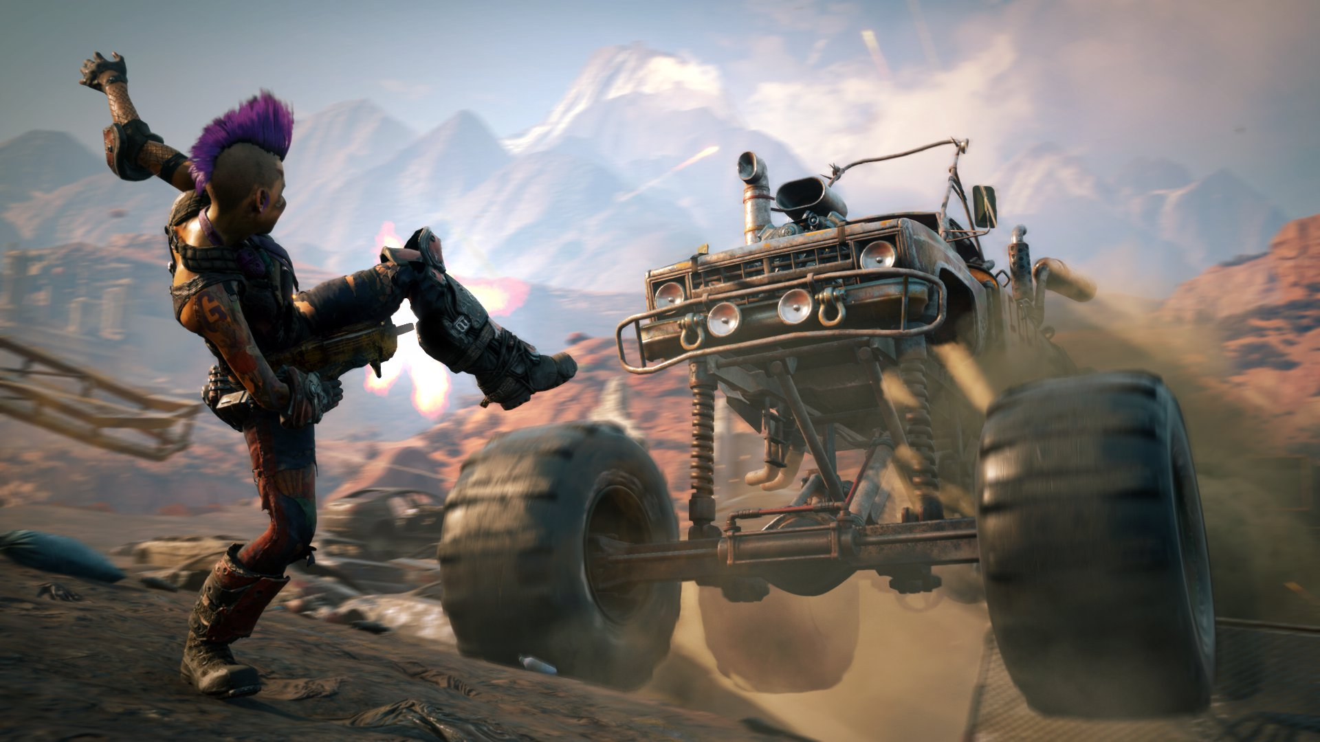 Rage 2 Deluxe Edition 6
