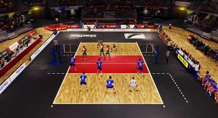 Spike Volleyball 1