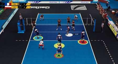 Spike Volleyball 2
