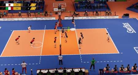 Spike Volleyball 3