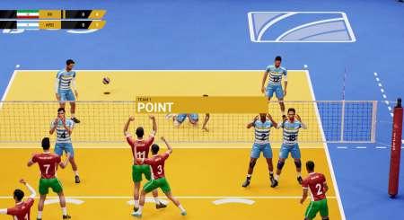 Spike Volleyball 4