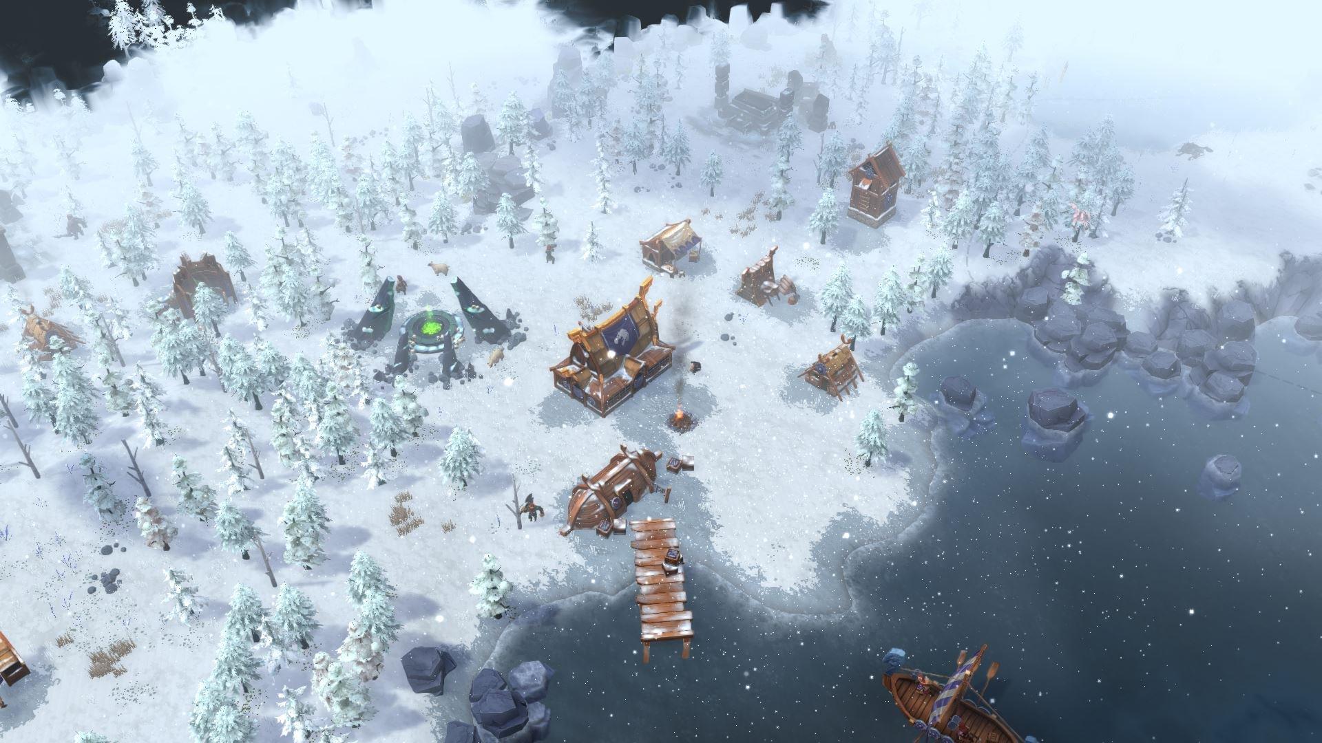 Northgard Nidhogg, Clan of the Dragon 3
