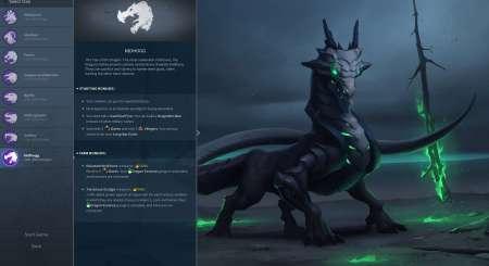 Northgard Nidhogg, Clan of the Dragon 1