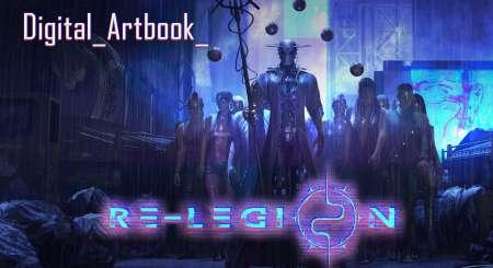 Re-Legion Digital Artbook 1
