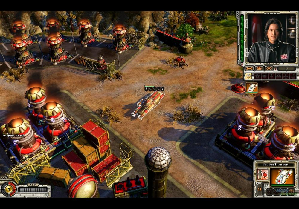 Key 4 You Command And Conquer Red Alert 3 Uprising