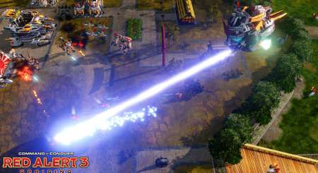 Command and Conquer Red Alert 3 Uprising 1