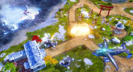 Command and Conquer Red Alert 3 Uprising 10