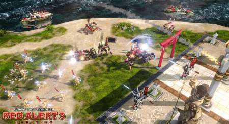 Command and Conquer Red Alert 3 Uprising 3