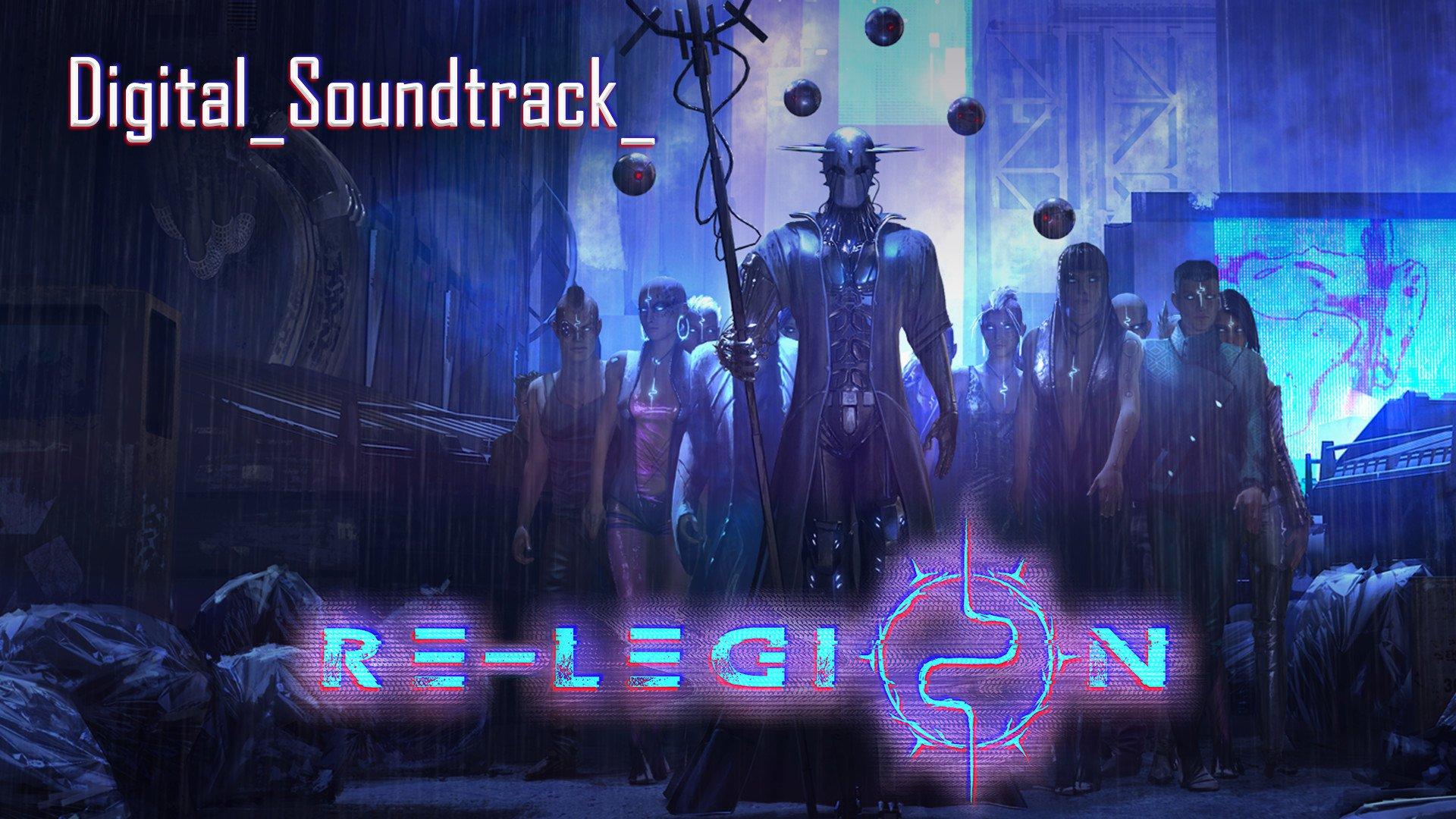 Re-Legion Soundtrack 1