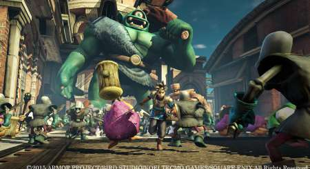 DRAGON QUEST HEROES Slime Edition 1