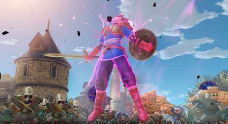 DRAGON QUEST HEROES Slime Edition 11