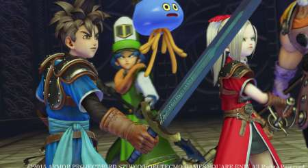 DRAGON QUEST HEROES Slime Edition 16