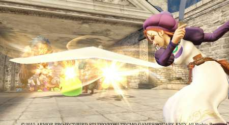 DRAGON QUEST HEROES Slime Edition 6