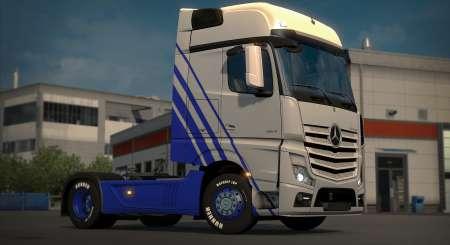 Euro Truck Simulátor 2 Wheel Tuning Pack 1