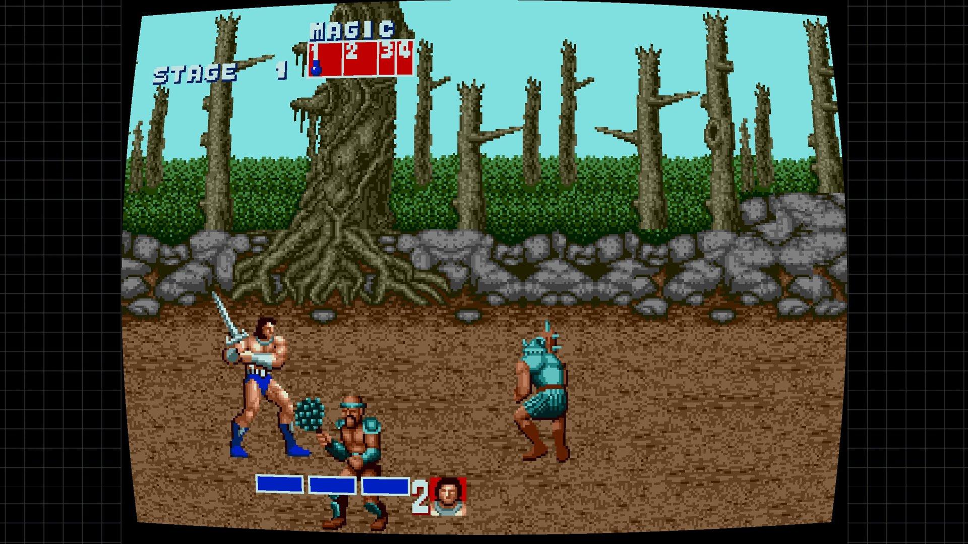SEGA Mega Drive and Genesis Classics 8