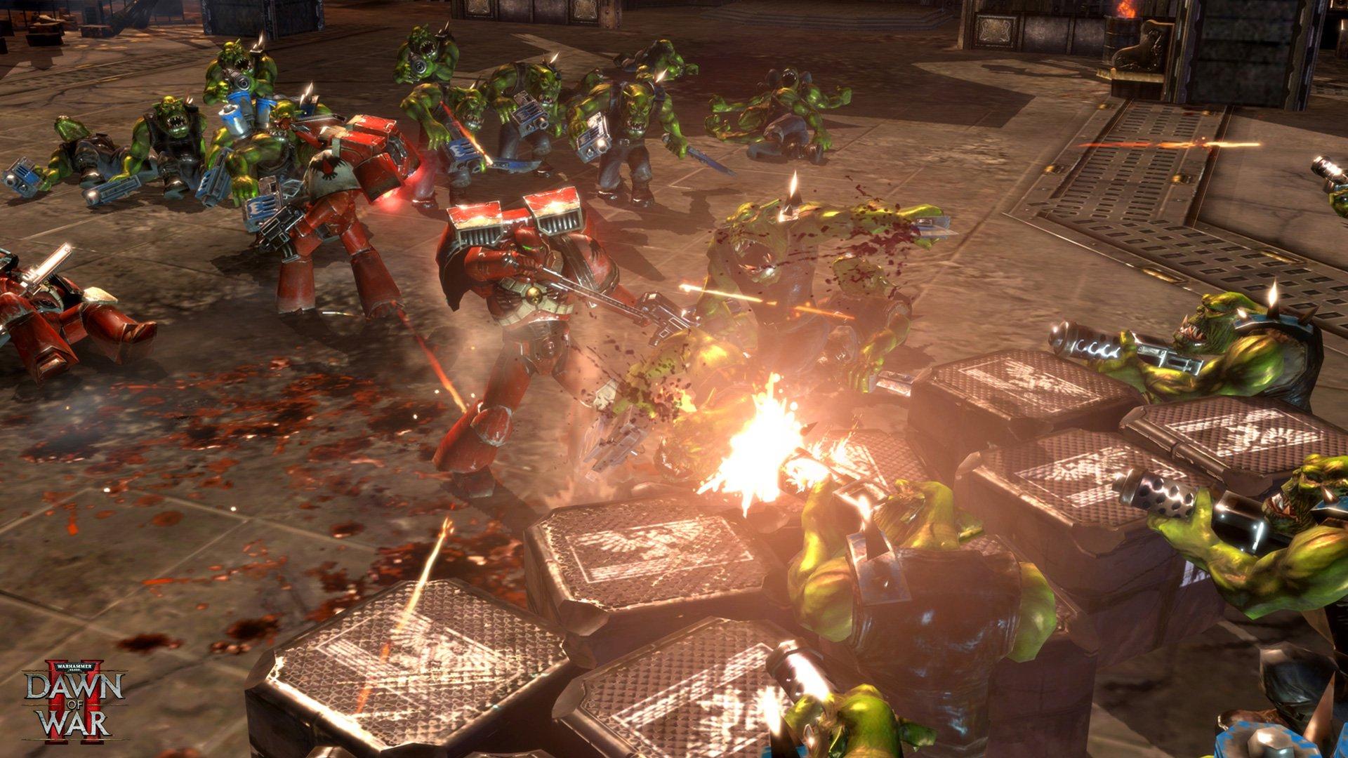 Warhammer 40,000 Dawn Of War 1