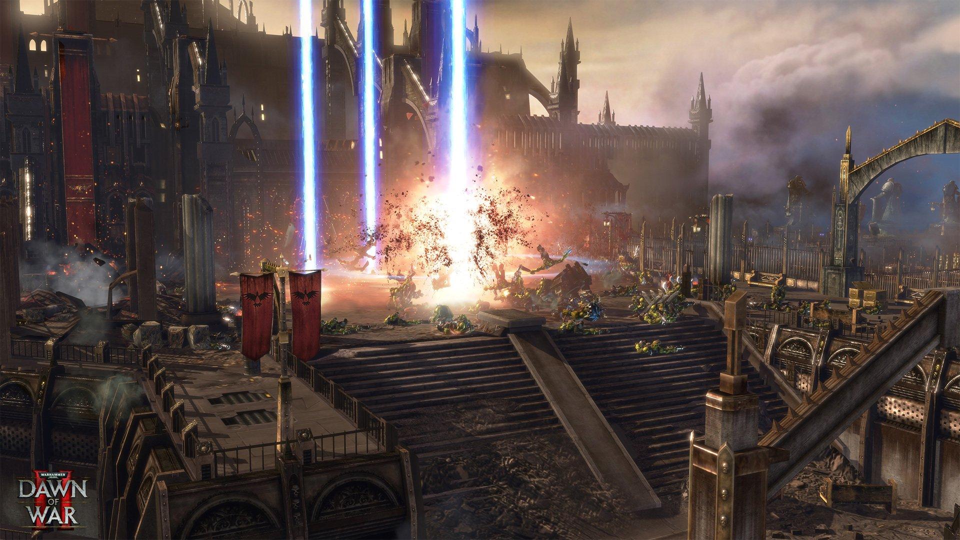Warhammer 40,000 Dawn Of War 8