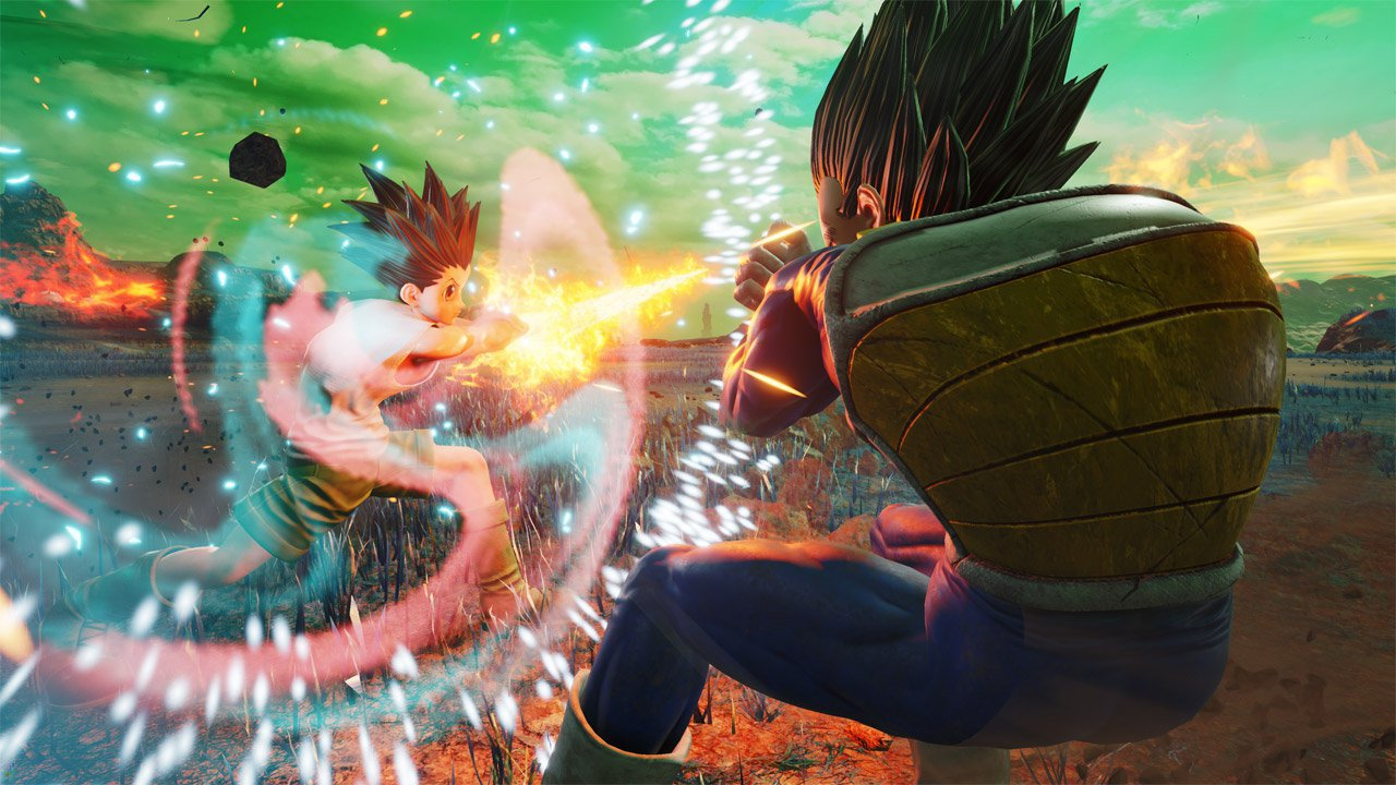 Jump Force Characters Pass 3