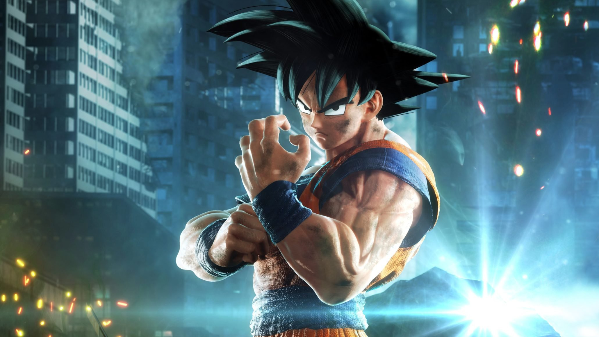 Jump Force Characters Pass 5