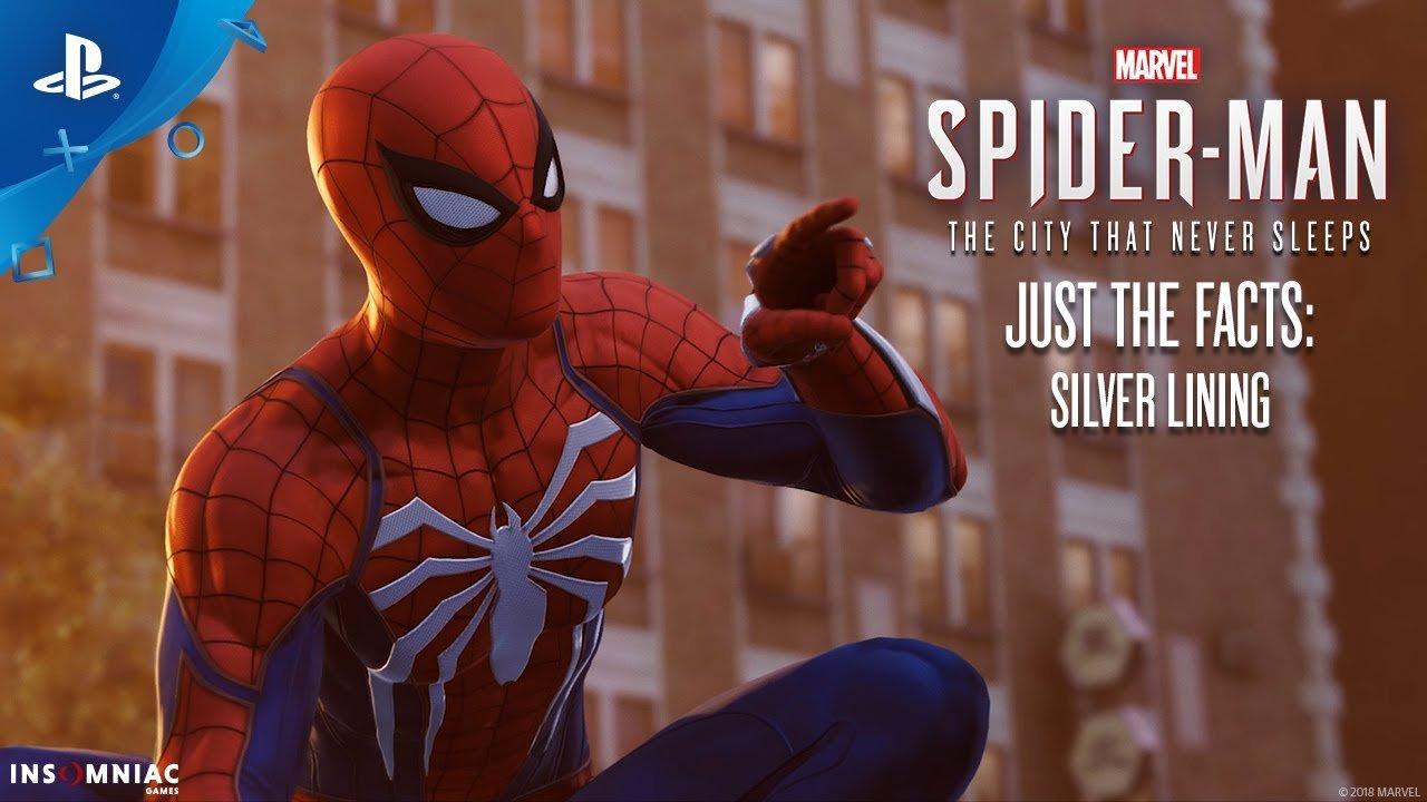 Marvels Spider-Man Silver Lining 2