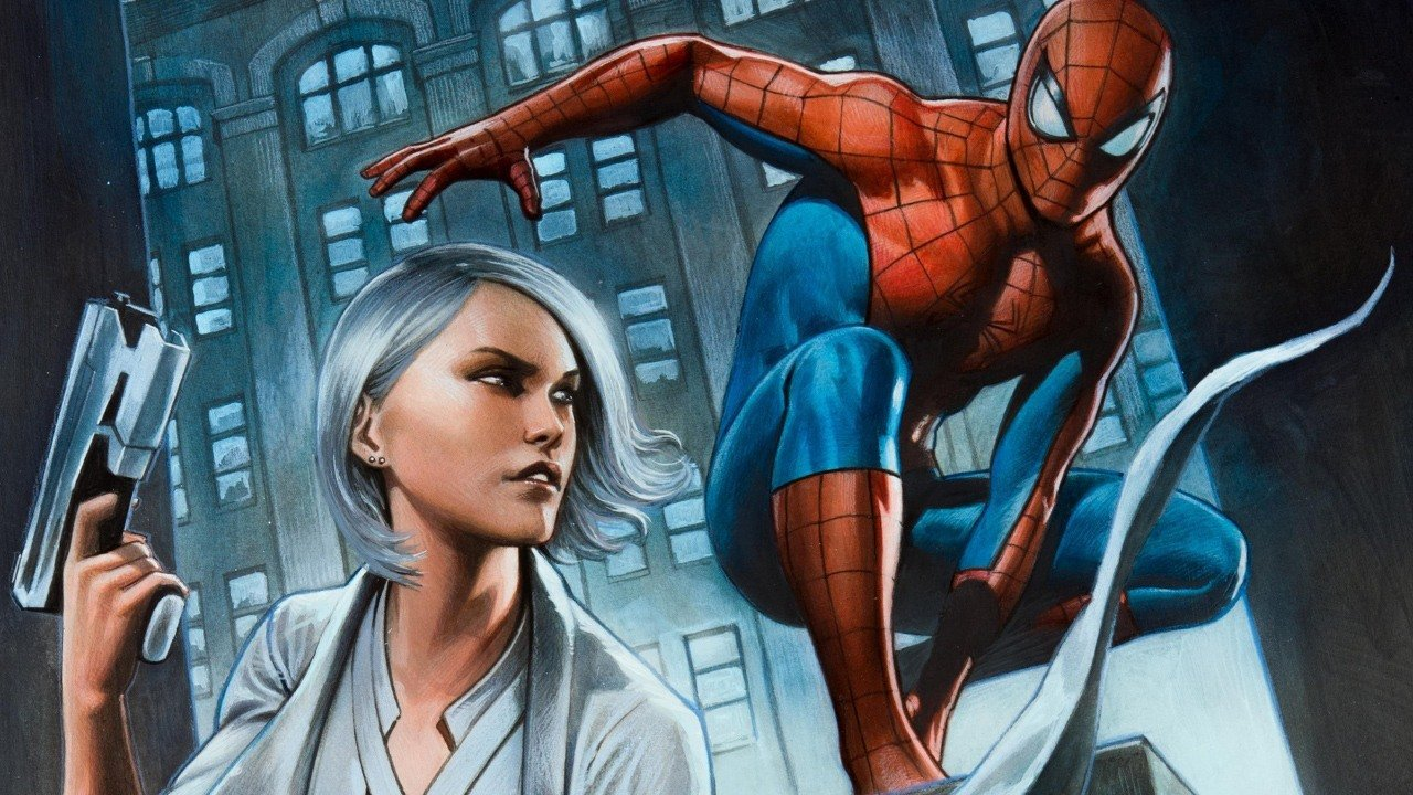 Marvels Spider-Man Silver Lining 3