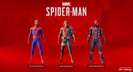 Marvels Spider-Man Silver Lining 1