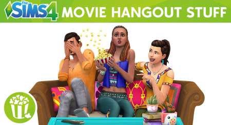 The Sims 4 Domácí kino 1
