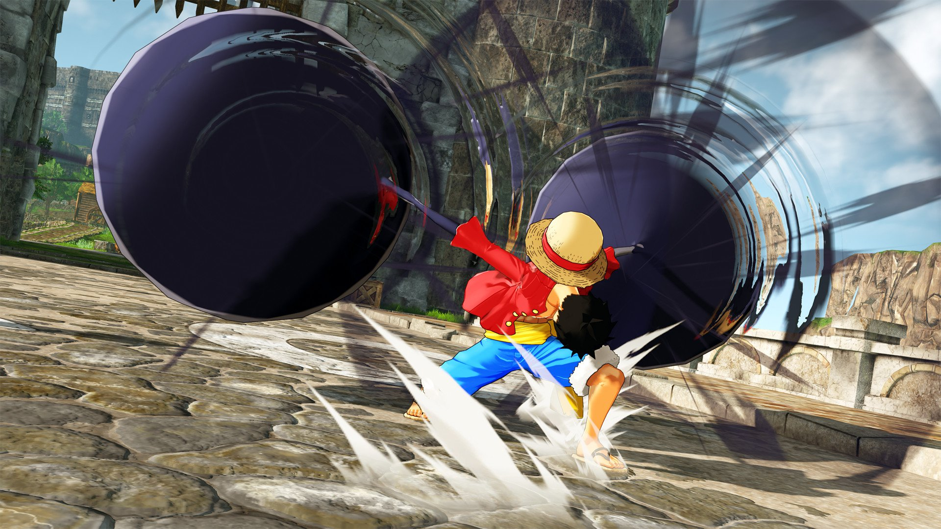 One Piece World Seeker 7