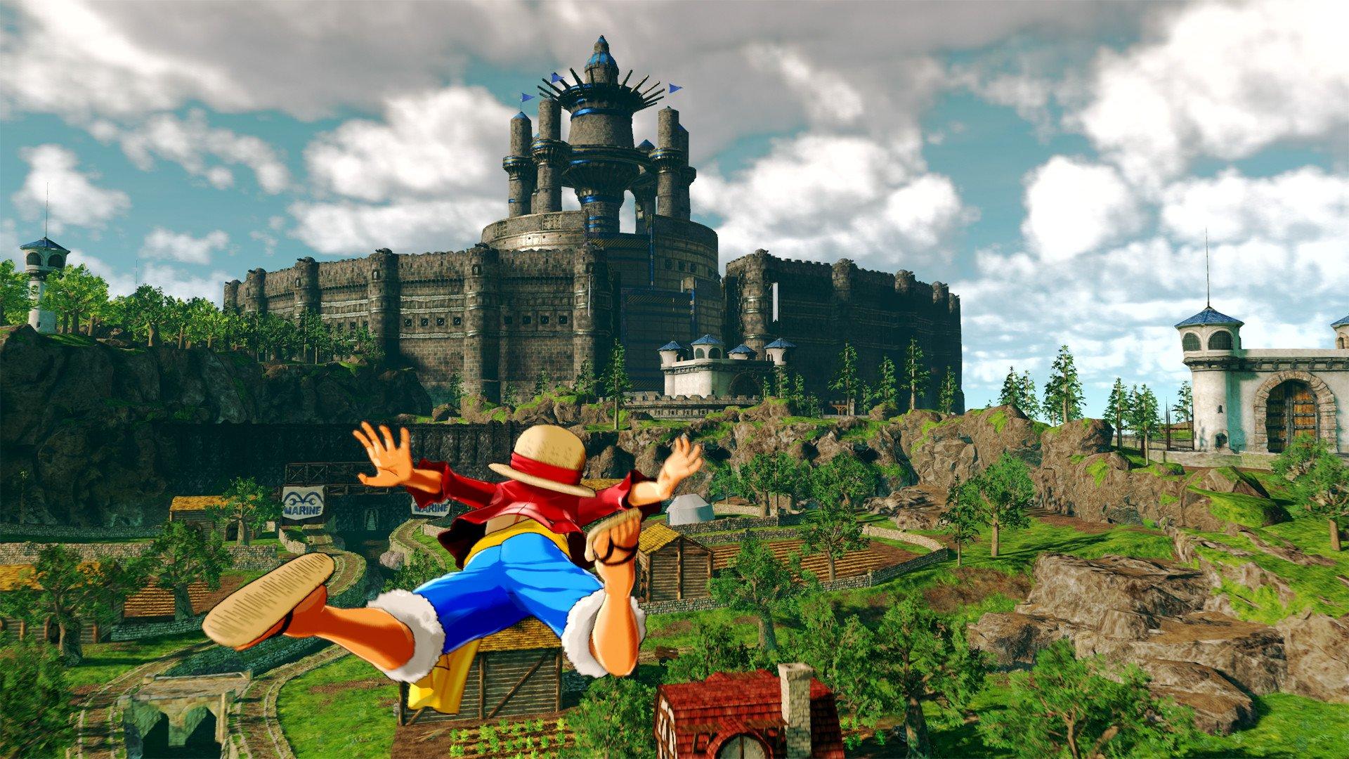 One Piece World Seeker 8