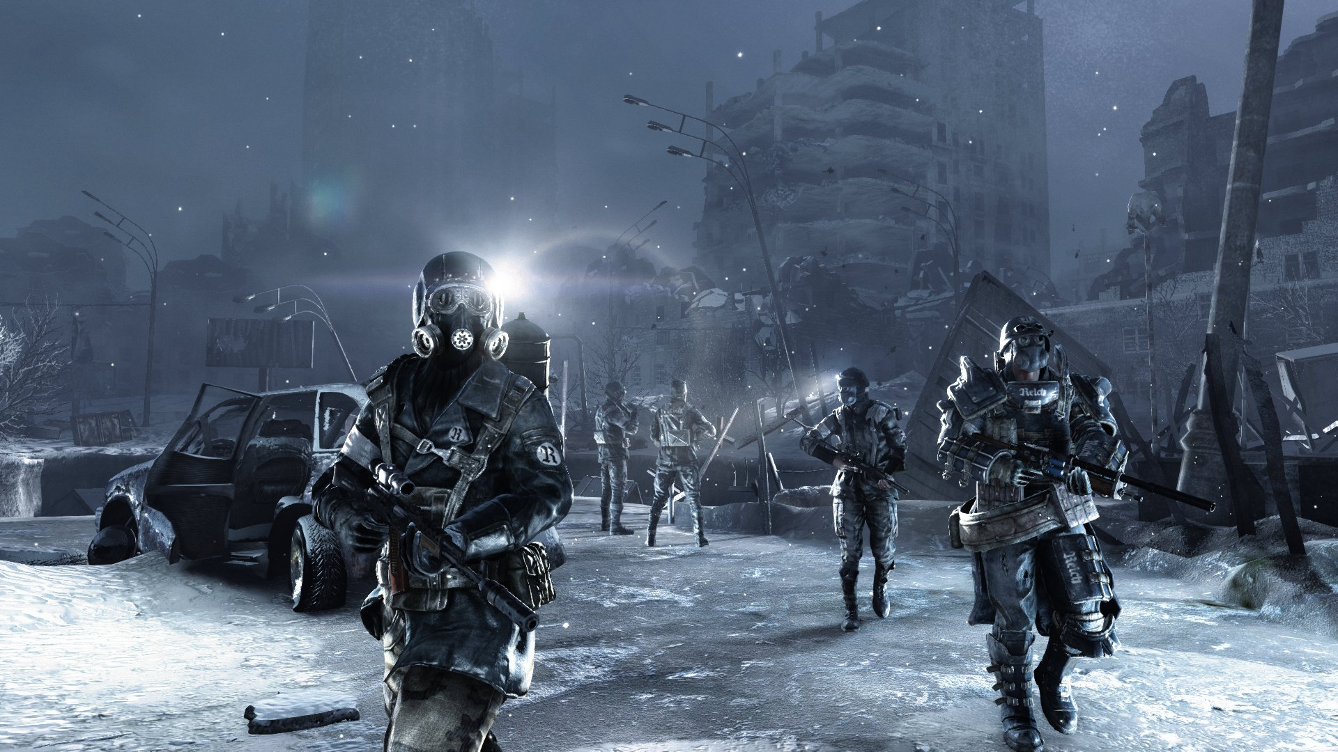 Metro 2033 Redux Xbox 2