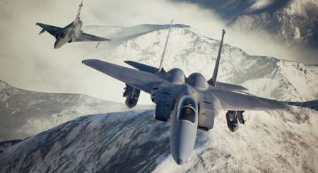 ACE COMBAT 7 SKIES UNKNOWN DELUXE 10