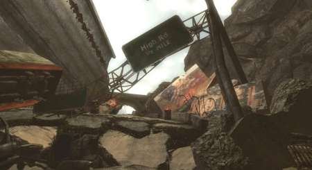 Fallout New Vegas Lonesome Road 2
