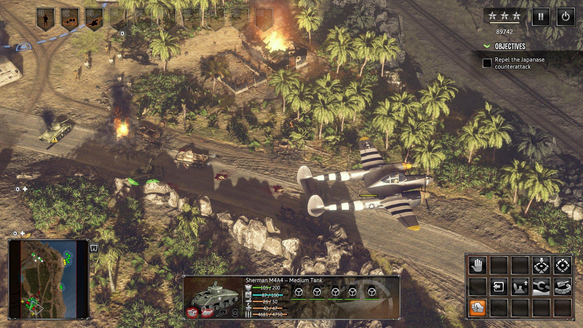 Sudden Strike 4 The Pacific War 11