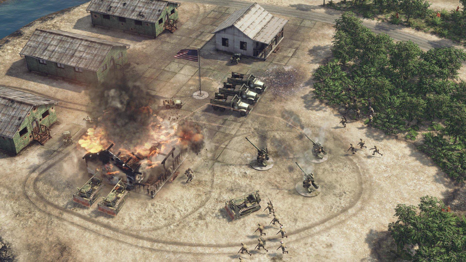 Sudden Strike 4 The Pacific War 2