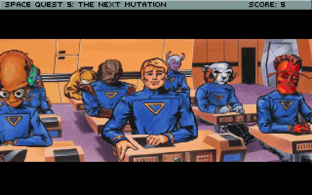 Space Quest Collection 6