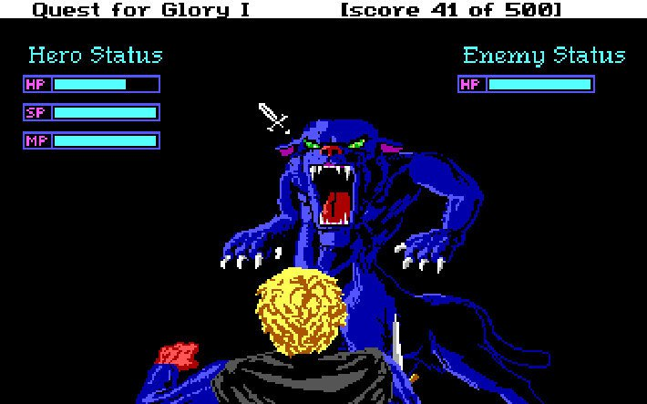 Quest for Glory 1-5 1
