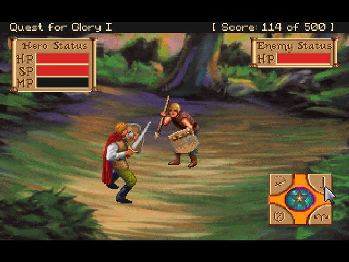 Quest for Glory 1-5 2